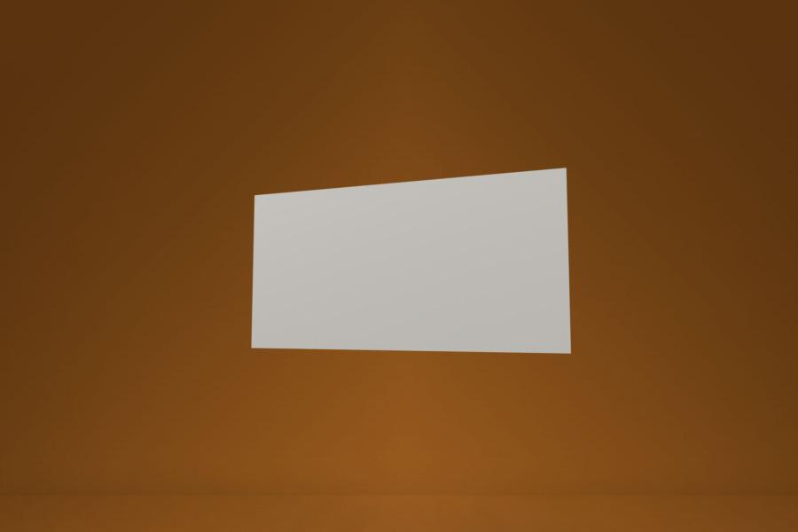 Panel 40x20 cm anodowane aluminium