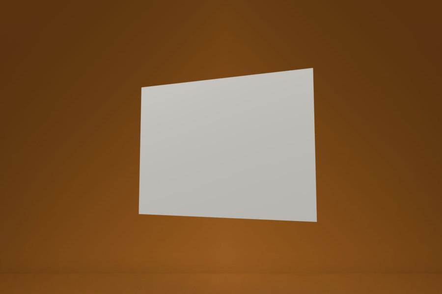 Panel 40x30 cm anodowane aluminium